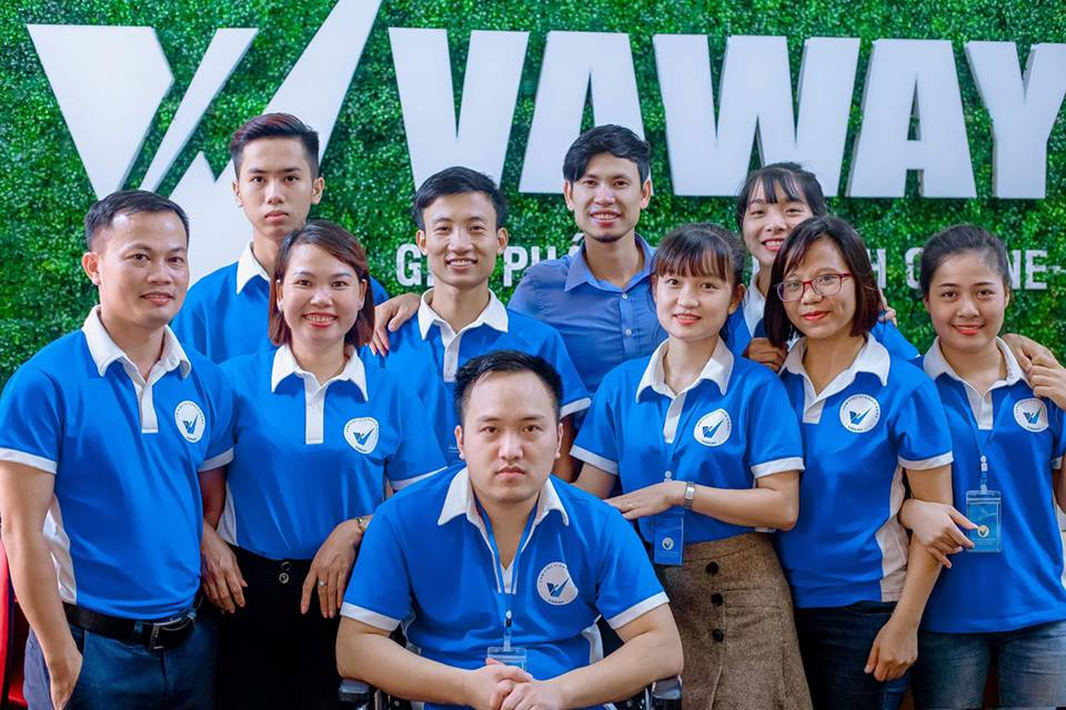 VAWAY - Giải pháp Marketing Online